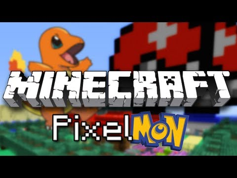 Minecraft Mods: Pok?mon Revamped (Pixelmon Mod Showcase)