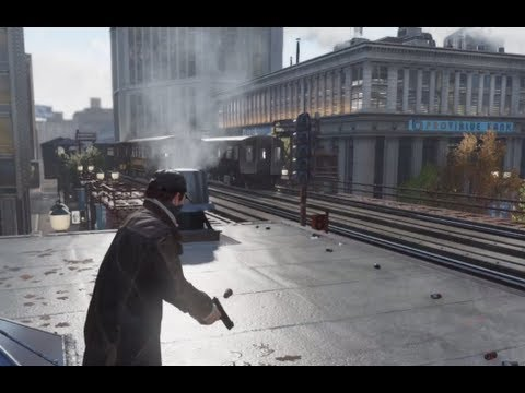 Watch_Dogs: Open World Gameplay Premiere Commented [North America] игра word 269