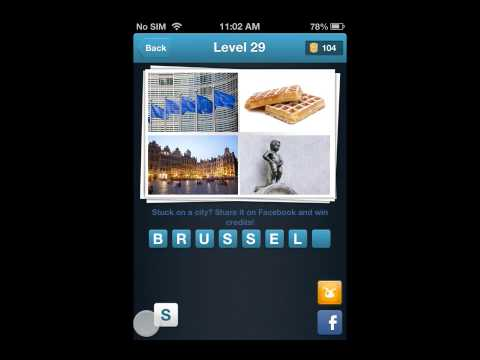City Quiz Guess the city ! Level 29 Answers Guide ������� ������ 29 �������