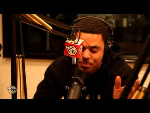J.Cole Freestyles on FunkMaster Flex PT2 мастер слова 47 уровень
