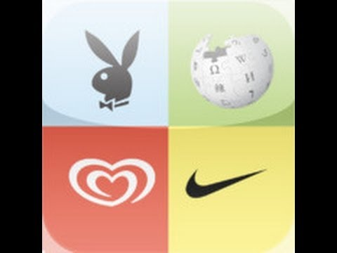 Logo Quiz Ultimate Level 1 Answers 50/50 - iPhone,iPod,iPad & Andriod logo quiz ответы на 1 уровень